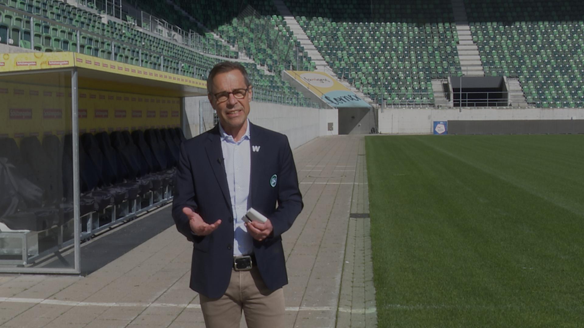 Video-Botschaft von Matthias Hüppi