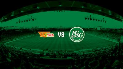 LIVE auf FCSG.TV: 1. FC Union Berlin - FC St.Gallen 1879